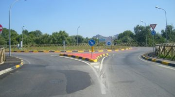 Rotatoria stradale